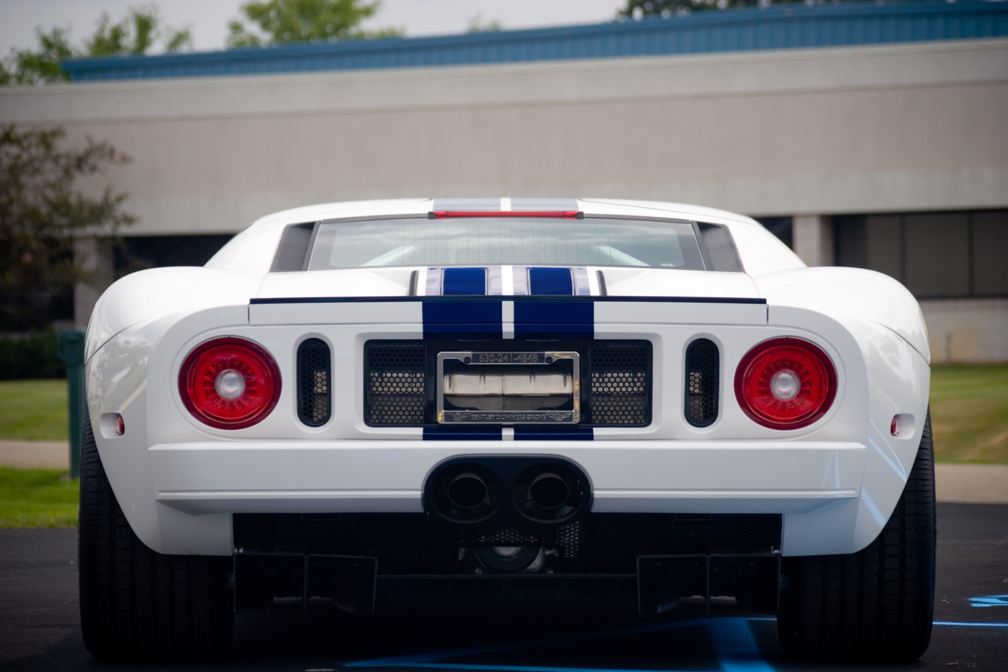 2005 Ford Gt Hd Wallpaper Background Image 3504x2336 Id 289409 Wallpaper Abyss