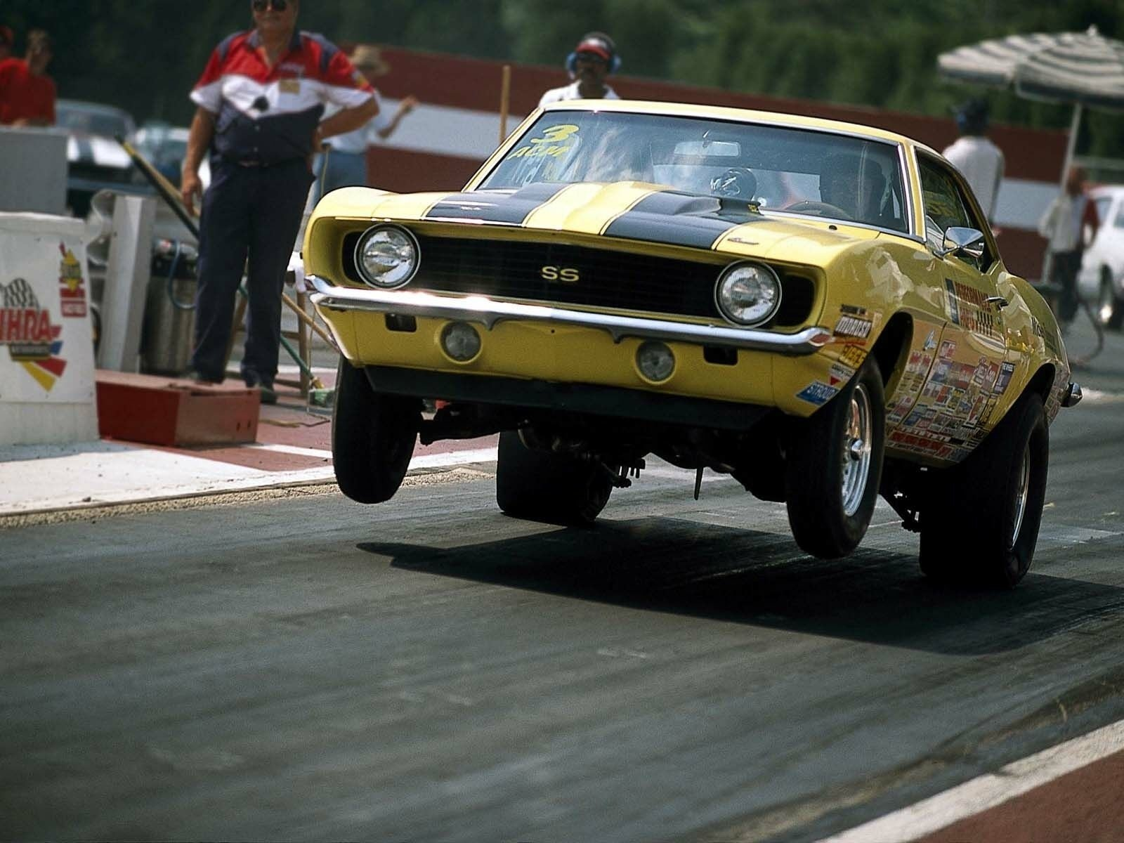 1969 chevrolet camaro ss wallpaper and background image - Drag race wallpaper ...