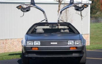 Vehicles - Delorean Wallpapers and Backgrounds ID : 289109