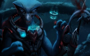 Sci Fi - Creature Wallpapers and Backgrounds ID : 289697