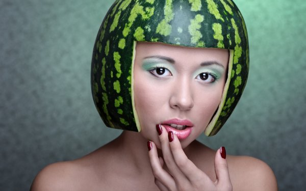 Humor Women Oriental Asian HD Wallpaper   Background Image