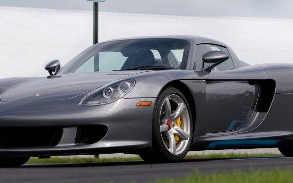 Vehicles Porsche Carrera GT Porsche HD Wallpaper | Background Image