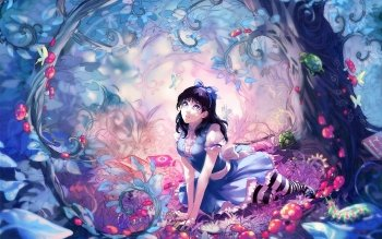 Anime - Alice In Wonderland Wallpapers and Backgrounds ID : 290389