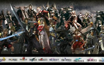 Video Game - Final Fantasy Wallpapers and Backgrounds ID : 290697