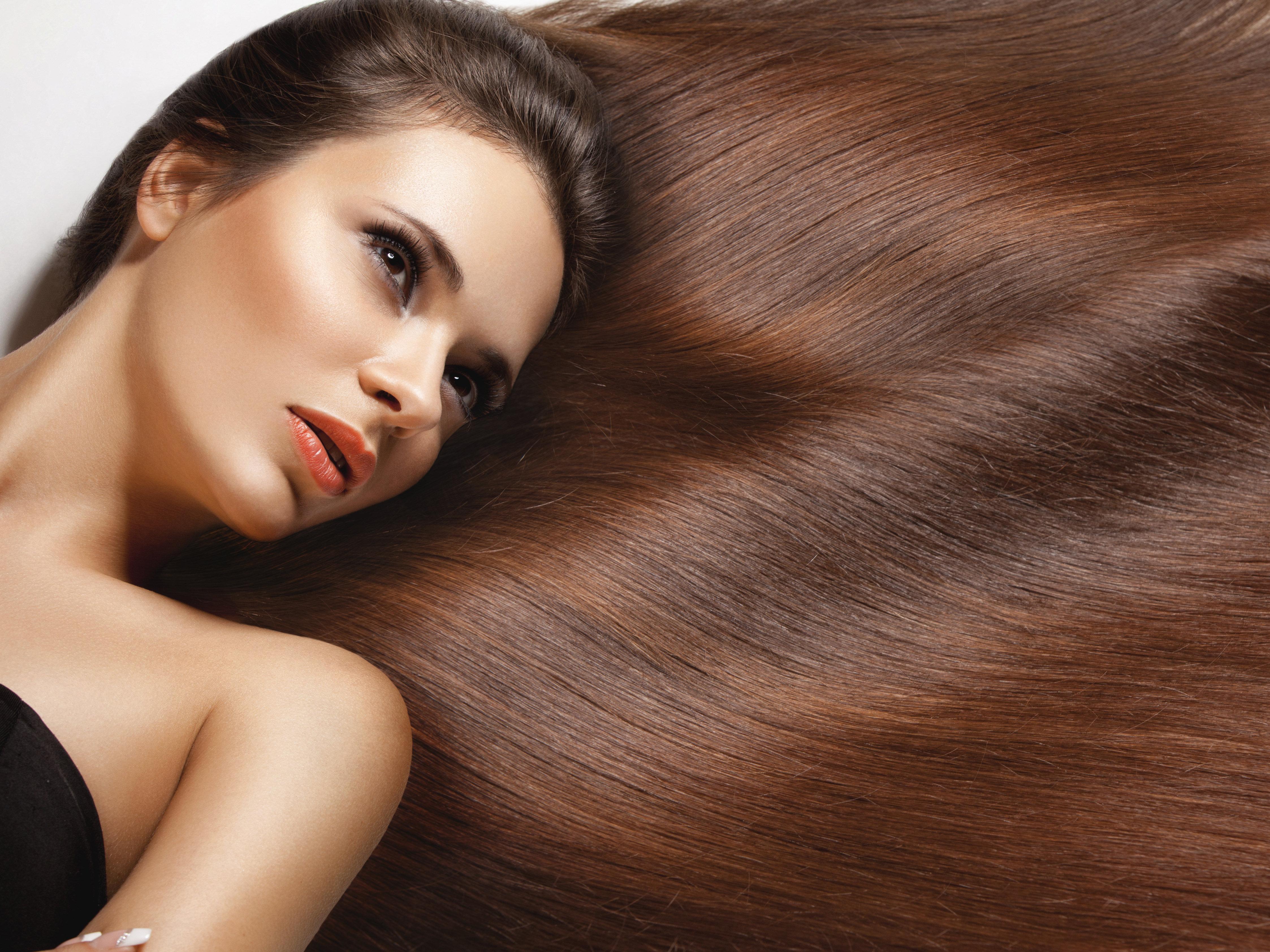 Как отрастить волосы за пару минут