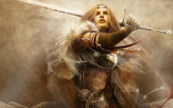Fantasy - Women Warrior Wallpapers and Backgrounds ID : 291067