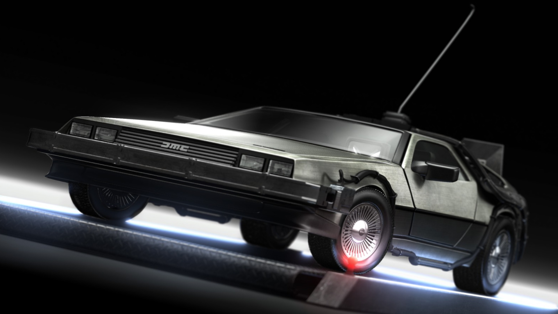 delorean wallpaper download - photo #4
