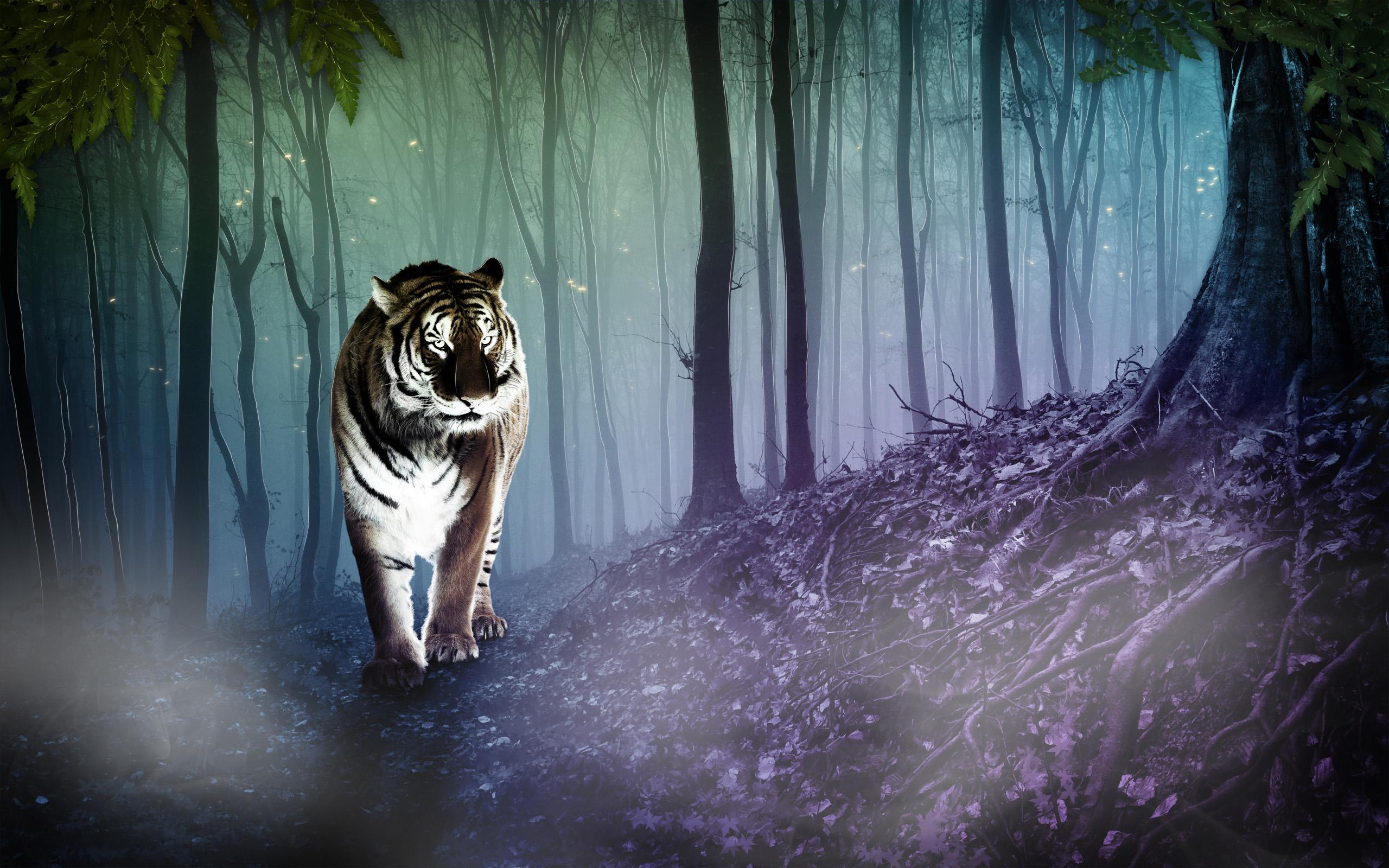 Artistic Tiger Computer Wallpapers, Desktop Backgrounds ...