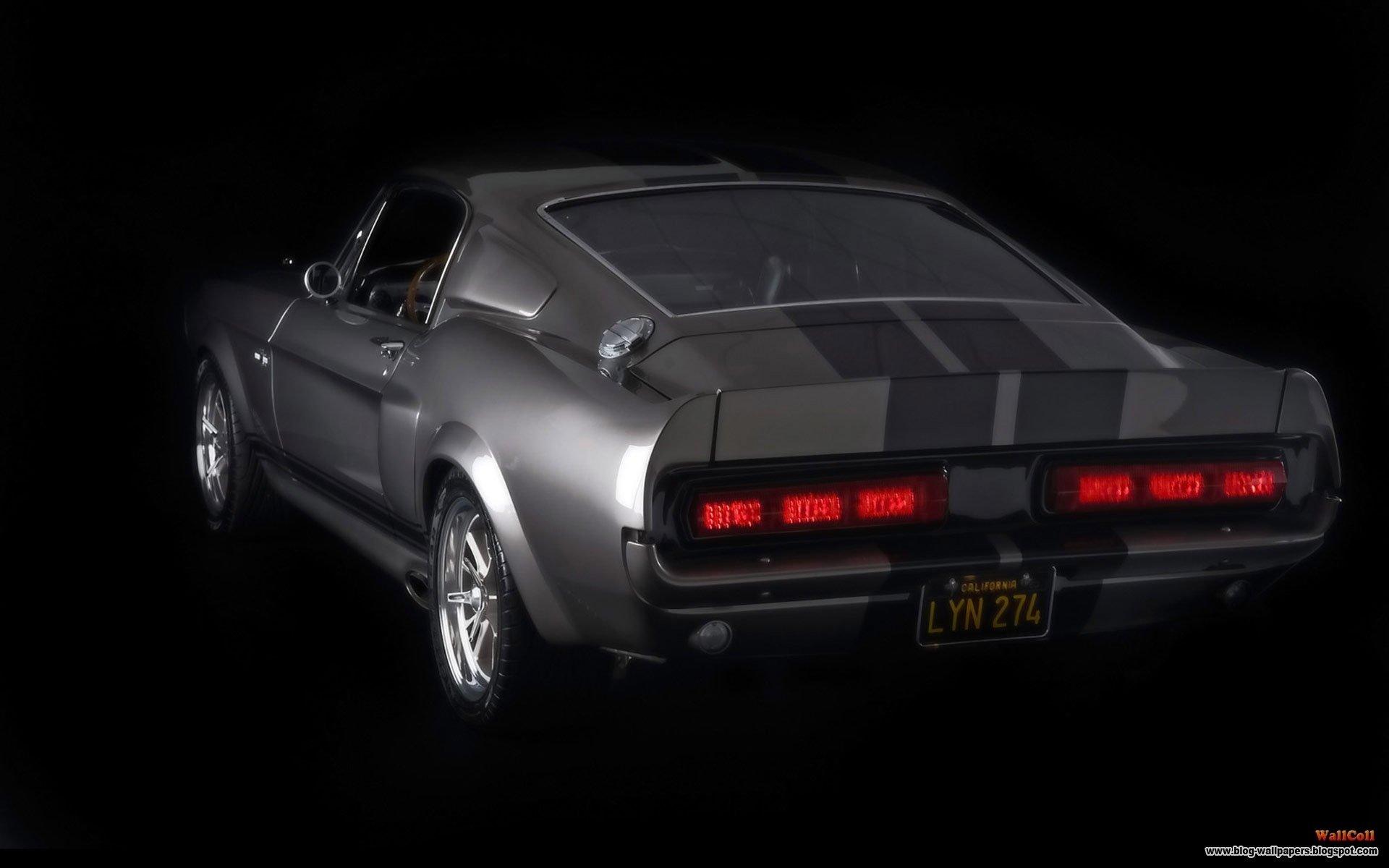 Shelby Mustang Gt500 Eleanor Gone In 60 Seconds Hd Wallpaper