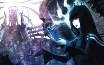 Anime - Black Rock Shooter Wallpapers and Backgrounds ID : 294437
