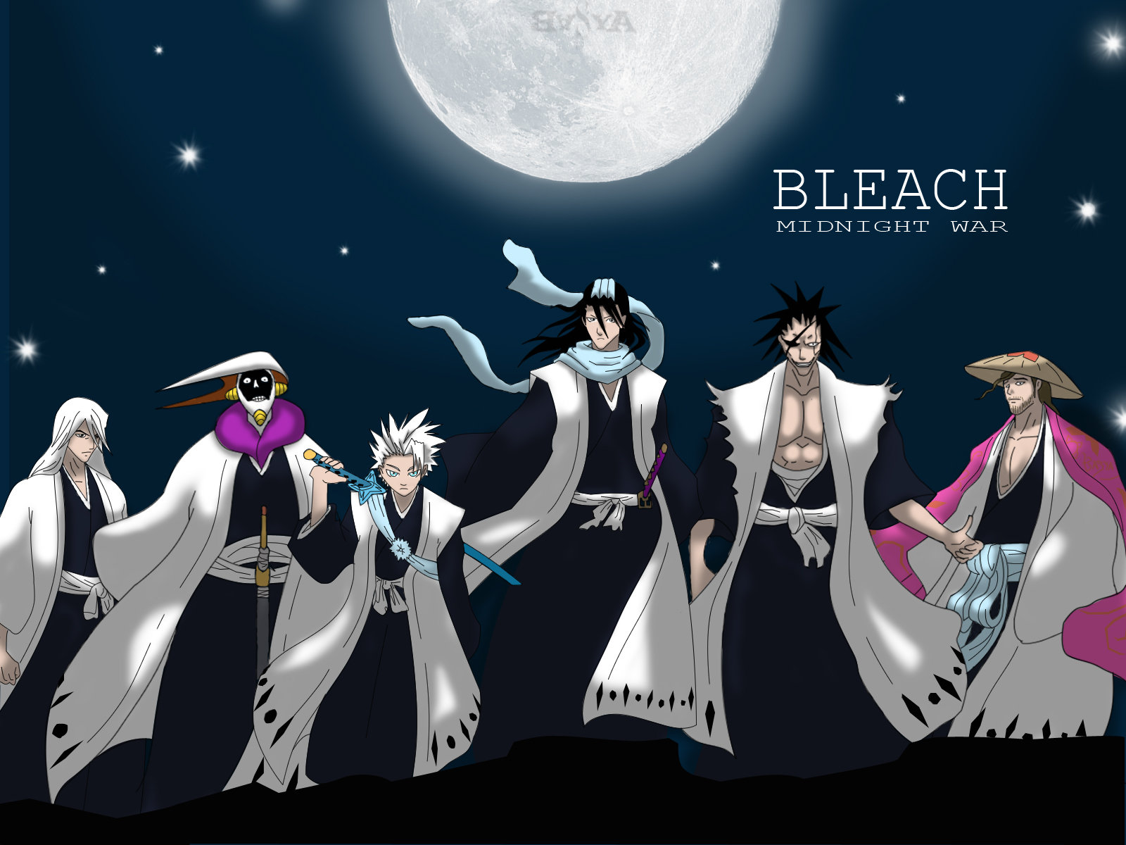 Bleach fond d 39 cran and arri re plan 1600x1200 id 295267 for Photo ecran bleach