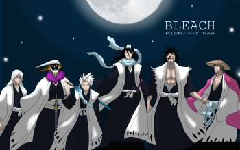 Anime - Bleach Wallpapers and Backgrounds ID : 295267