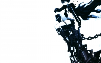 Anime - Black Rock Shooter Wallpapers and Backgrounds ID : 295669