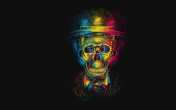 Dark - Skull Wallpapers and Backgrounds ID : 295905