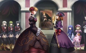 Anime - Umineko No Naku Koro Ni Wallpapers and Backgrounds ID : 296815