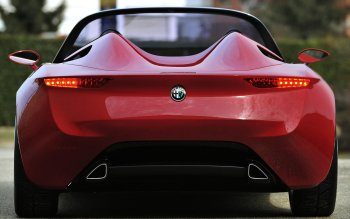 Vehicles - Alfa Romeo Wallpapers and Backgrounds ID : 296875