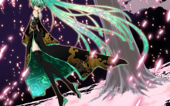 Anime - Vocaloid Wallpapers and Backgrounds ID : 296907