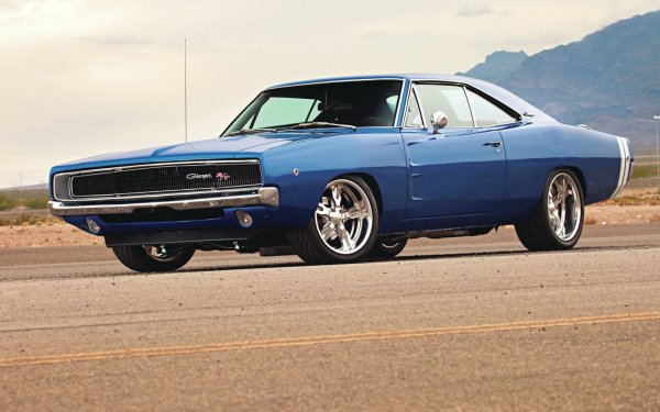 Vehicles Hot Rod Dodge Muscle Car Classic Car HD Wallpaper | Background Image