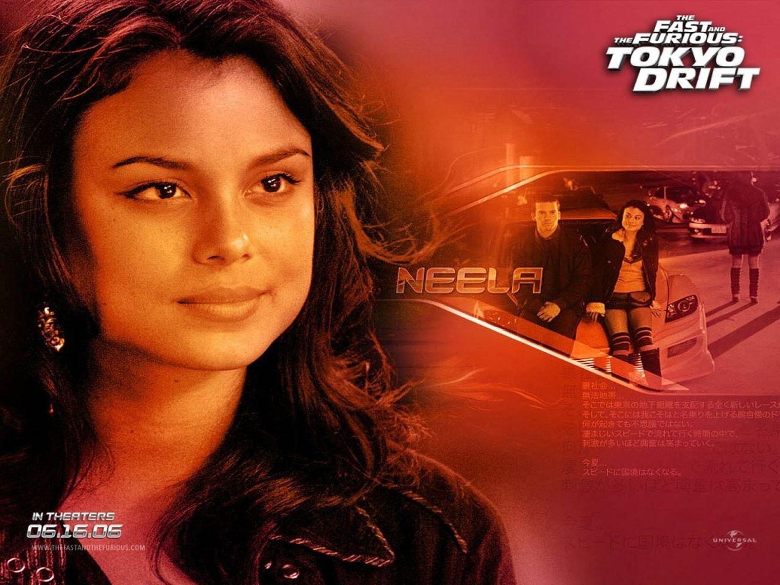 The Fast And The Furious Tokyo Drift Wallpaper And Background
