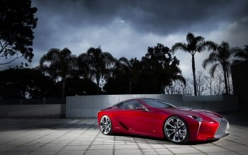 Vehicles - 2012 Lexus Lf-lc Sport Coupe Wallpapers and Backgrounds ID : 354614