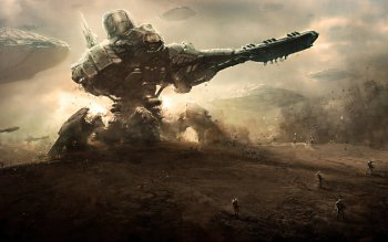 Sci Fi - Robot Wallpapers and Backgrounds ID : 354923