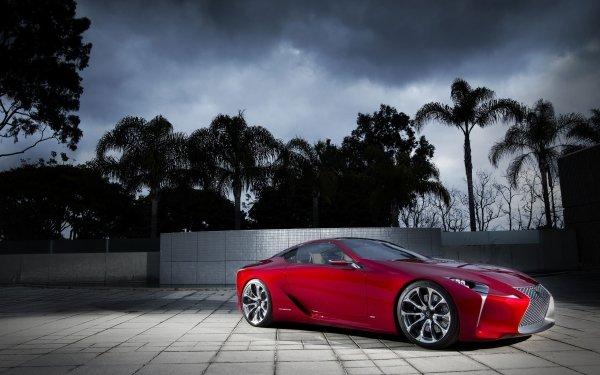 Véhicules Lexus LF-LC Lexus Fond d'écran HD | Image
