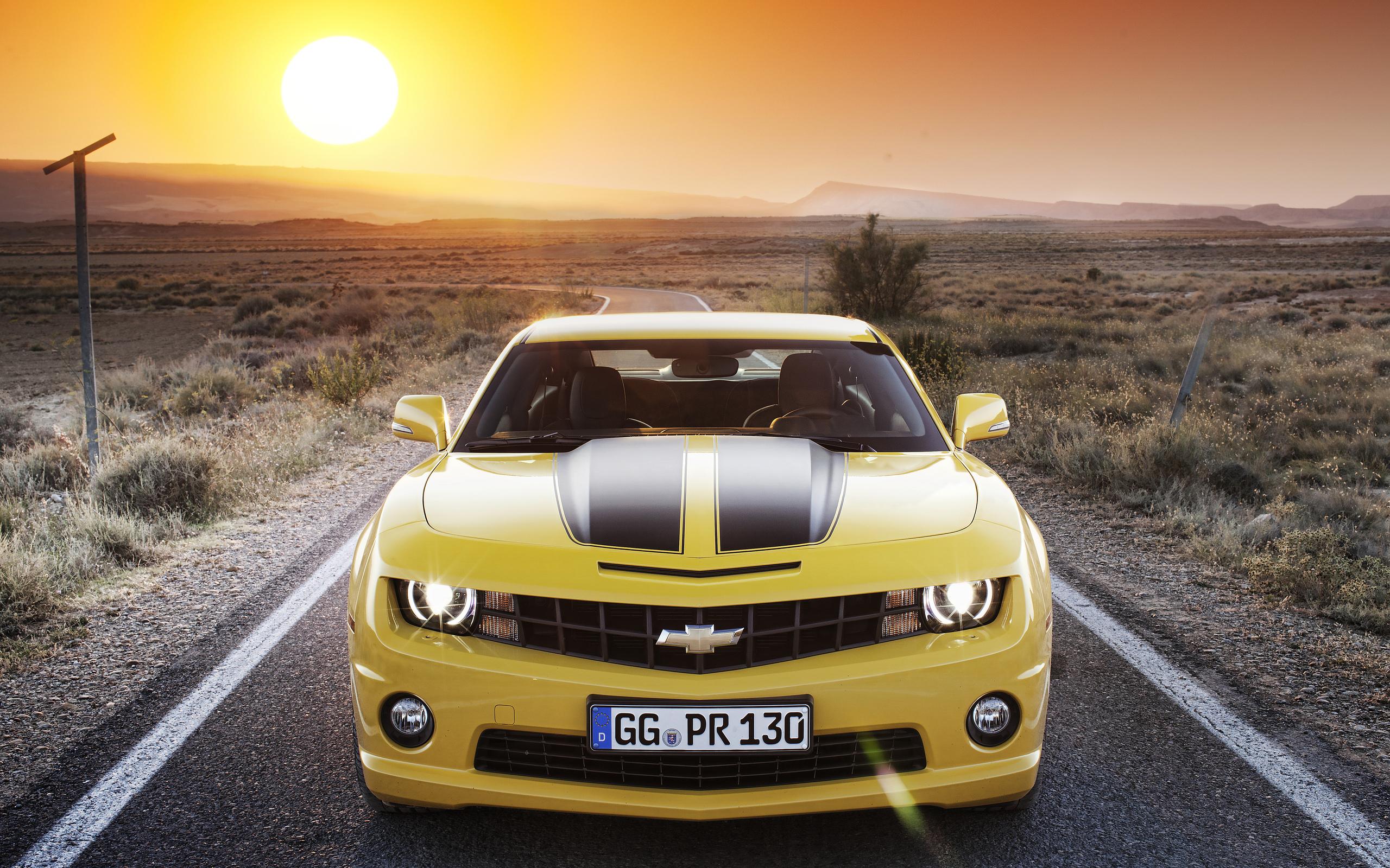 Chevrolet Camaro Fond Décran Hd Arrière Plan 2560x1600 Id