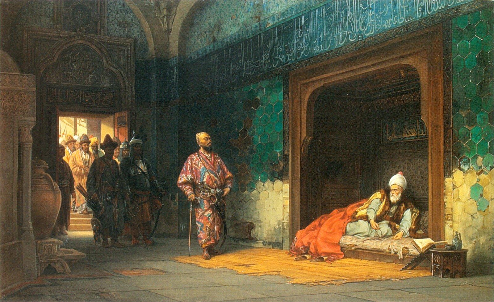Ottoman Empire Fondo De Pantalla And Fondo De Escritorio
