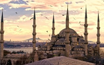 Religioso - Sultan Ahmed Mosque Wallpapers and Backgrounds ID : 355006