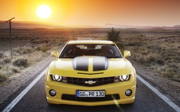 Fahrzeuge - Chevrolet Camaro Wallpapers and Backgrounds ID : 355606