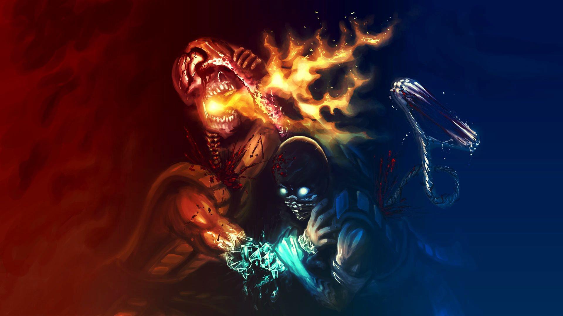 Mortal Kombat Hd Wallpaper Background Image 1920x1080