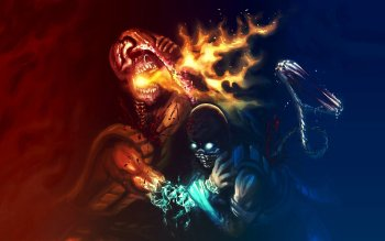 Video Game - Mortal Kombat Wallpapers and Backgrounds ID : 356278