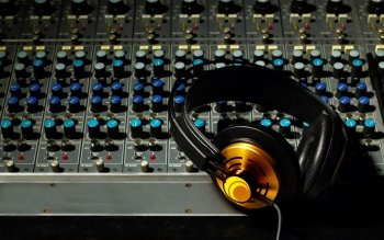 Music - Headphones Wallpapers and Backgrounds ID : 356902