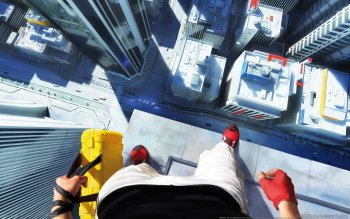 Video Game - Mirror's Edge Wallpapers and Backgrounds ID : 356938