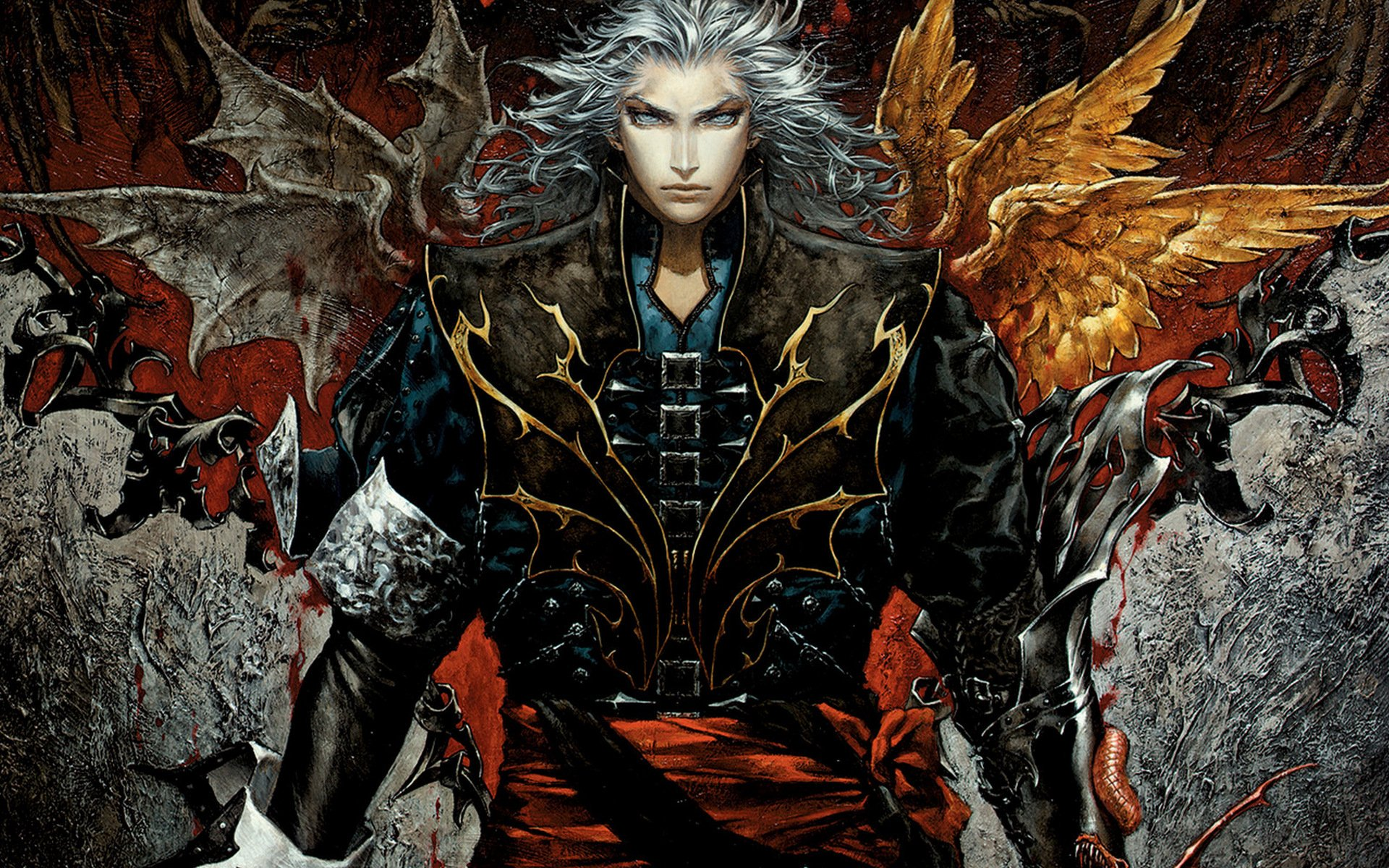2 Castlevania Curse Of Darkness Hd Wallpapers Background Images