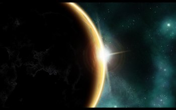 Science Fiction - Soluppgång Wallpapers and Backgrounds ID : 357096