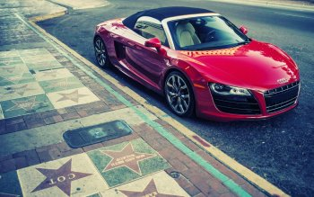 Vehicles - Audi R8 Wallpapers and Backgrounds ID : 359278