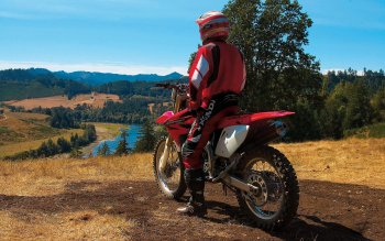 Fordon - Honda Crf 450 X Wallpapers and Backgrounds ID : 361061