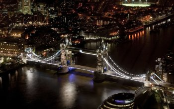 Man Made - Tower Bridge Wallpapers and Backgrounds ID : 361815