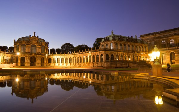 Man Made Monument Monuments Dresden HD Wallpaper   Background Image
