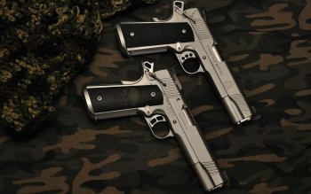 Weapons - Springfield Armory 1911 Pistol Wallpapers and Backgrounds ID : 362386