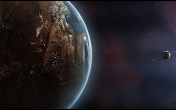 Sci Fi - Planets Wallpapers and Backgrounds ID : 362447