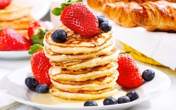 Food - Pancake Wallpapers and Backgrounds ID : 362585