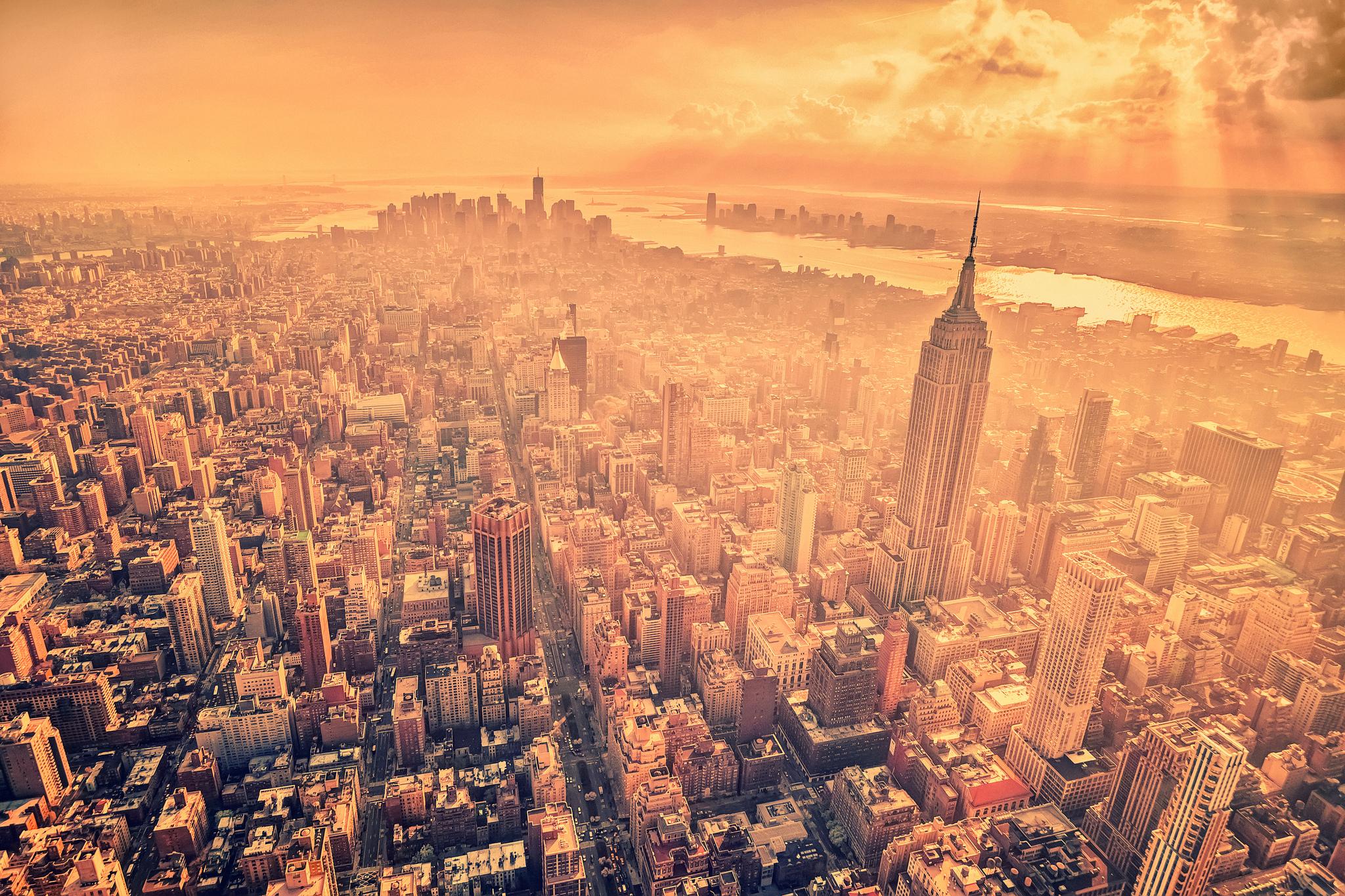 Menschen erschaffen new york wallpaper for Ohrensessel york big