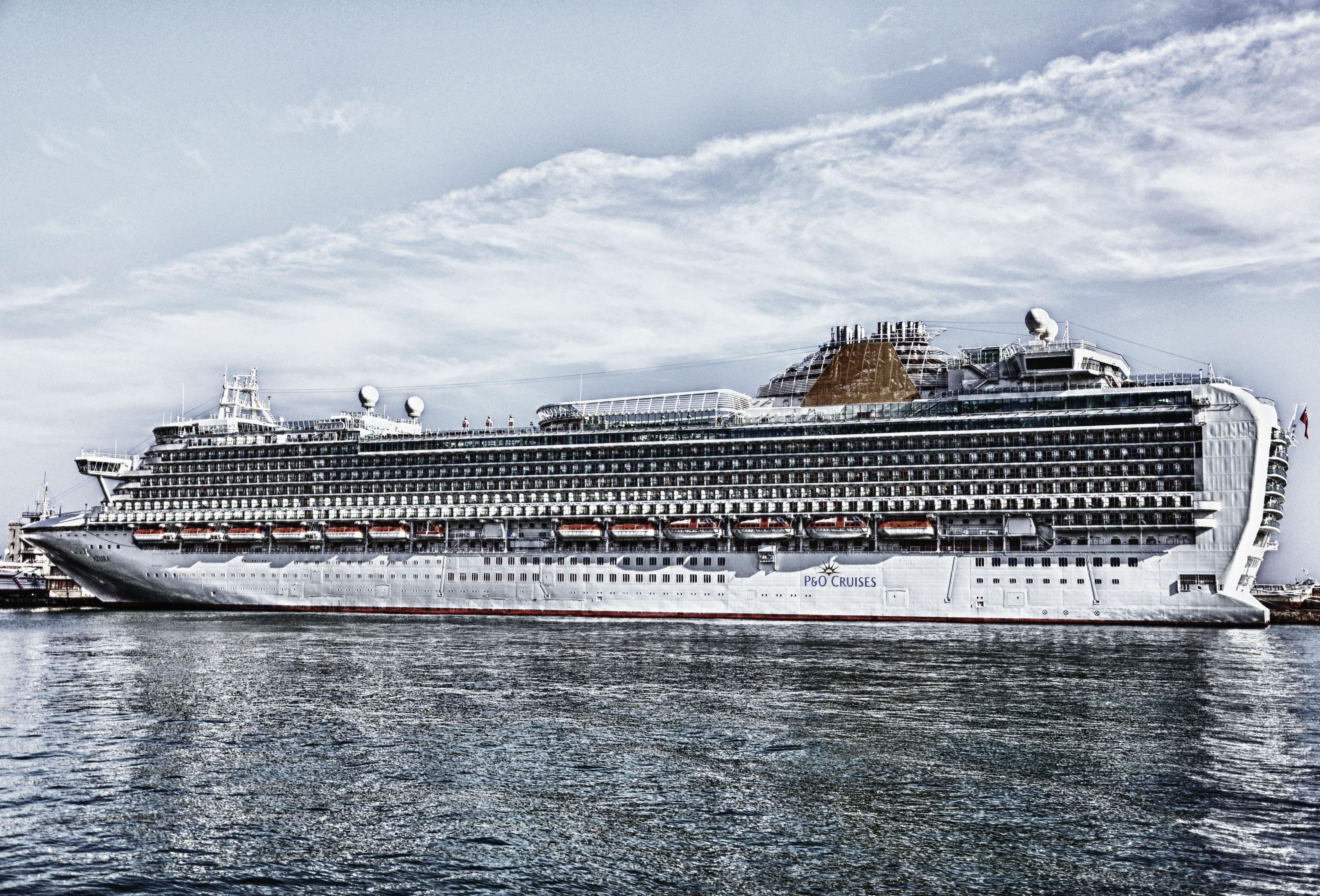 Cruise Ship 4k Ultra Hd Wallpaper Background Image 4112x2791