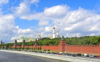 Man Made - Moscow Kremlin Wallpapers and Backgrounds ID : 363130
