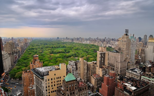 Man Made Central Park HD Wallpaper   Background Image