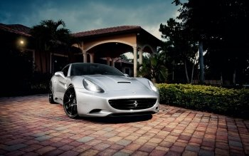 Vehicles - Ferrari Wallpapers and Backgrounds ID : 364341