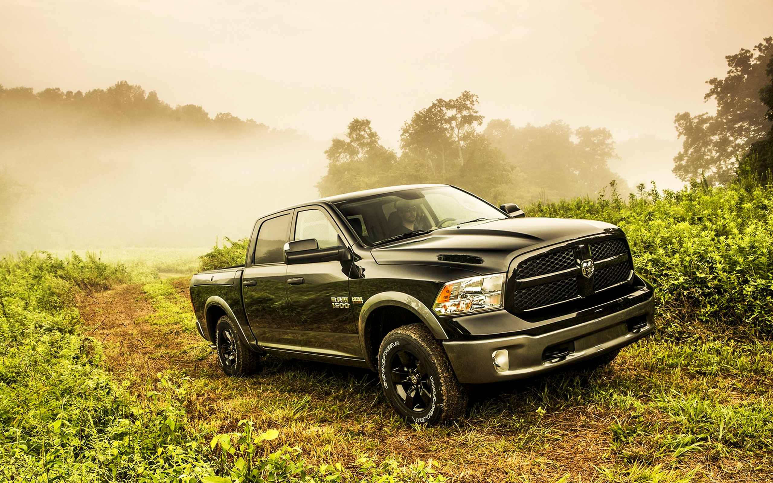 24 dodge ram 1500 hd wallpapers background images. Black Bedroom Furniture Sets. Home Design Ideas