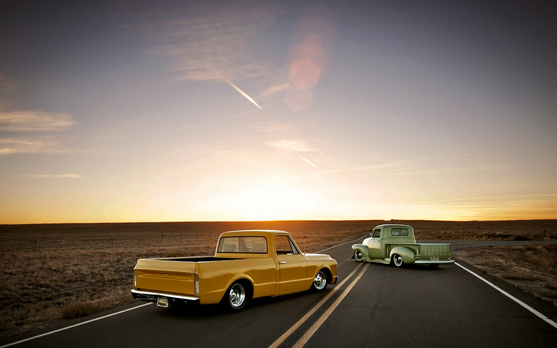 Classic Cars And Trucks Wallpapers
